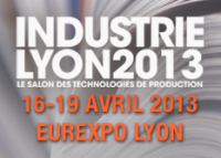 Salon INDUSTRIE LYON 2013